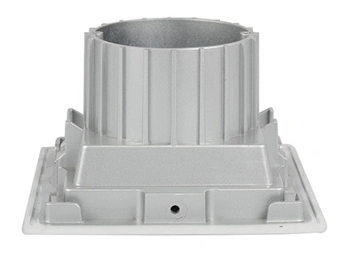 Custom Die Casting of Engineer Cover